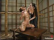 bondage, interview, video