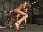 ass, bondage, tight, uniform