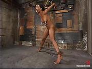 bondage, experienced, tied up, virgin
