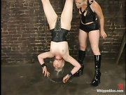 blonde butch lesbian with