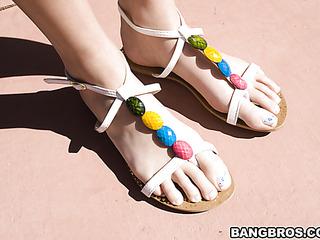 fetish feet lovers