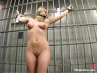 cruel female police officer