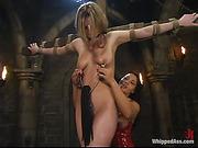 femdom, lesbian, mistress, strapon