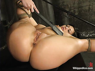 bondage sex session with
