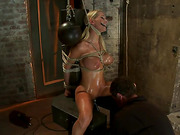 ass, bondage, pretty, vibrator