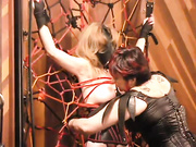 redhead mature mistress whips