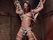 bondage, brutal