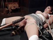 anal, bondage, tied, tied up