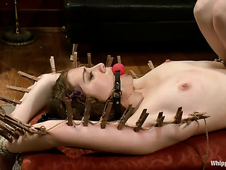 waxing toying and whipping