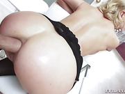 big ass, blonde, dick, hardcore