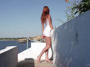 dress, erotica, teen, white