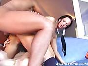 anal, creampie, hardcore, lucky