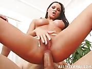 anal, creampie, hardcore, tits