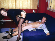 amateur, old and young, stockings, voyeur