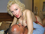 big tits, old and young, reality, stockings