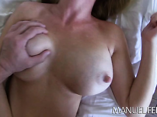 breasty blonde vixen moans