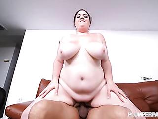 sexy bbw sucks thick
