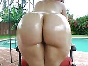 bbw, big ass, booty, pool