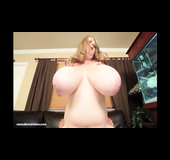 Sexy BBW has her giant tits massaged and played with before being satisfied.