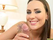 brunette, hardcore, pussy licking, white