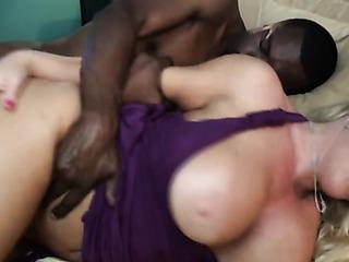 jet black cock slams