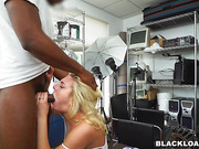 black, interracial, snatch, tongue