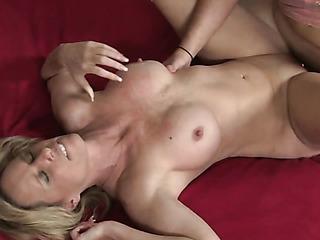 big titted blonde cutie