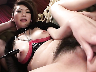 nasty japanese slut with