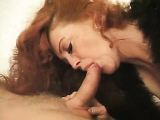 rich mature lady craves