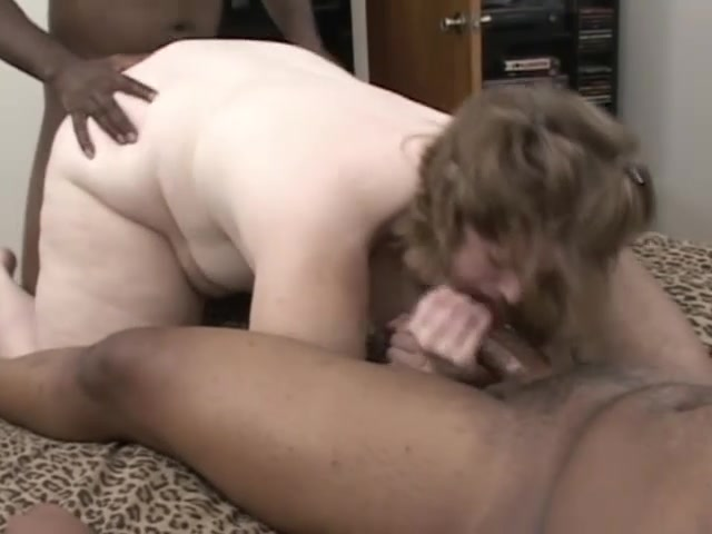 Hot Blonde Teen Anal Threesome