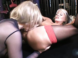 kinky mature blonde slut