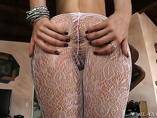 big ass chick rips
