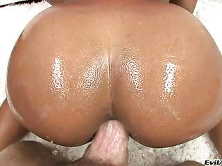 dirty ebony slut moans