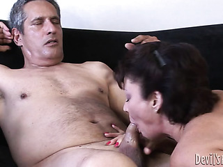 this sexy mature slut